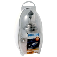 PHILIPS H4 RESERVEPÆRE KIT