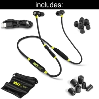 ISOtunes XTRA v. 2 Yellow/black Bluetooth støj-isolerende hø