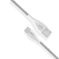 Naztech Elite USB-C to USB-A - Silver