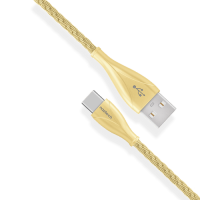 Naztech Elite USB-C to USB-A - Gold