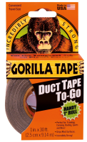 Gorilla Glue Tape Hand Roll to-go 9,14 m