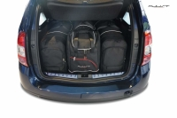 DACIA DUSTER 2010-2017 CAR BAGS SET 4 PCS