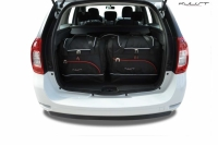 DACIA SANDERO 2011+ CAR BAGS SET 3 PCS