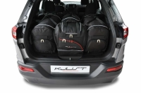 JEEP CHEROKEE 2014+ CAR BAGS SET 4 PCS