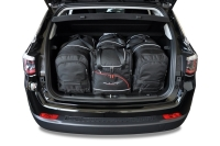 JEEP COMPASS 2017+ CAR BAGS SET 4 PCS