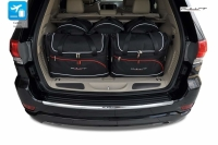 JEEP RENEGADE 2014-2018 CAR BAGS SET 2 PCS