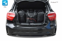 MERCEDES-BENZ A HATCHBACK 2018+ CAR BAGS SET 4 PCS