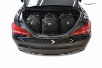 MERCEDES-BENZ CLA COUPE 2013-2018 CAR BAGS SET 4 PCS