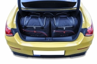 MERCEDES-BENZ CLA COUPE 2019+ CAR BAGS SET 5 PCS