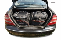 MERCEDES-BENZ CLK 2002-2010 CAR BAGS SET 4 PCS