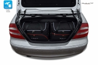 MERCEDES-BENZ CLK CABRIO 2002-2010 CAR BAGS SET 4 PCS