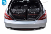 MERCEDES-BENZ E CABRIO 2009-2016 CAR BAGS SET 4 PCS