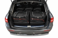 MERCEDES-BENZ E LIMOUSINE 2009-2015 CAR BAGS SET 5 PCS