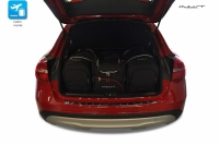 MERCEDES-BENZ GLA 2013+ CAR BAGS SET 4 PCS