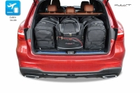 MERCEDES-BENZ GLC 2015+ CAR BAGS SET 4 PCS