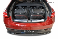 MERCEDES-BENZ GLE SUV 2015-2018 CAR BAGS SET 4 PCS