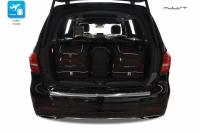 MERCEDES-BENZ GLS 2015+ CAR BAGS SET 6 PCS