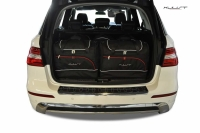 MERCEDES-BENZ M 2011-2015 CAR BAGS SET 5 PCS
