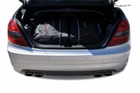 MERCEDES-BENZ SLK 2011-2015 CAR BAGS SET 2 PCS