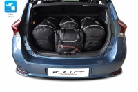 TOYOTA AURIS 2013+ CAR BAGS SET 4 PCS