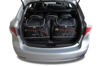 TOYOTA AYGO 2014+ CAR BAGS SET 2 PCS