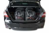 TOYOTA COROLLA HATCHBACK 2001-2009 CAR BAGS SET 3 PCS