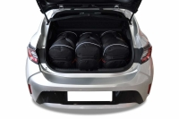 TOYOTA COROLLA HATCHBACK 2019+ CAR BAGS SET 3 PCS