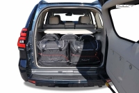 TOYOTA LAND CRUISER MPV 2010-2017 CAR BAGS SET 5 PCS