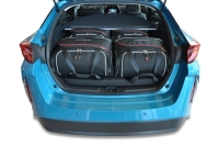 TOYOTA PRIUS PLUG-IN 2016+ CAR BAGS SET 4 PCS