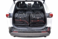 TOYOTA RAV4 HYBRID 2013+ CAR BAGS SET 5 PCS