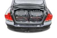 VOLVO S60 2010-2018 CAR BAGS SET 4 PCS