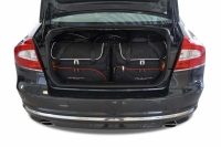 VOLVO S90 2016+ CAR BAGS SET 5 PCS