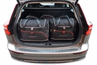 VOLVO V60 CROSS COUNTRY 2015-2018 CAR BAGS SET 4 PCS