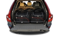 VOLVO XC90 2002-2014 CAR BAGS SET 5 PCS