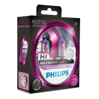 Philips ColorVision Purple H4