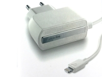 Cellularline 220V Lader, Lightning 2A til iPhone 5-6-7-8-X S