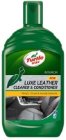 Turtle De Luxe Leather Cleaner & Conditioner 500 ml