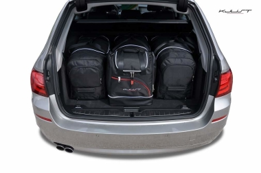 BMW 5 TOURING 2010-2017 CAR BAGS SET 4 PCS